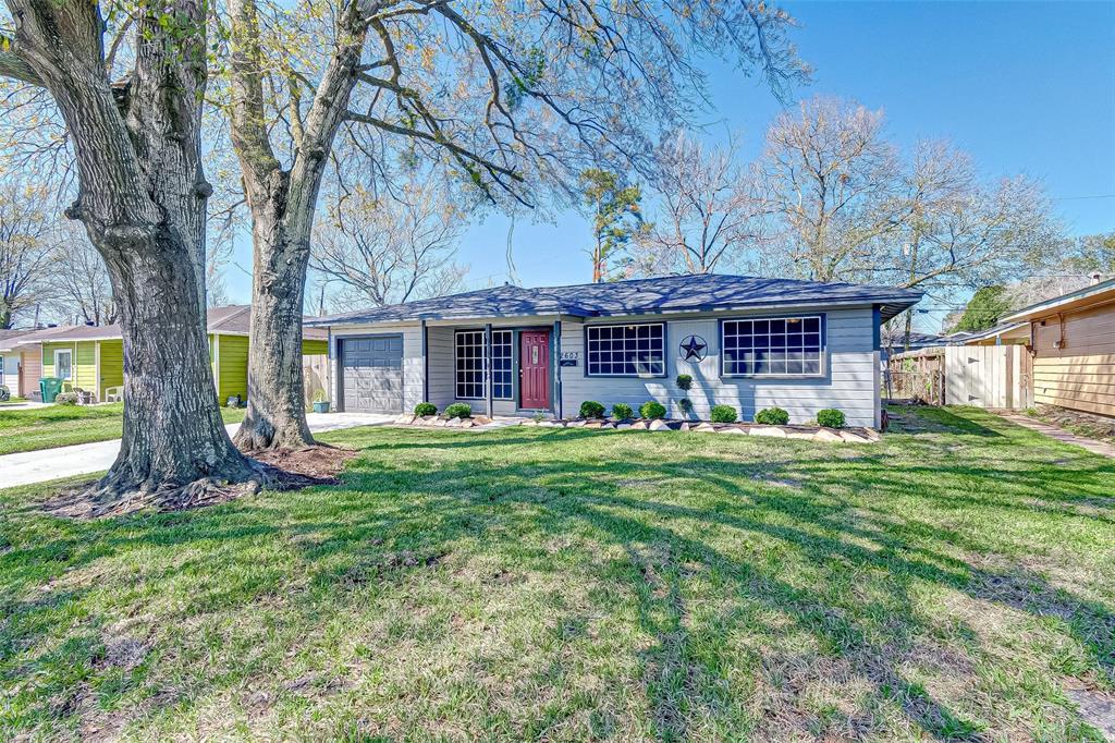 2603 Marshall Street, Pasadena, TX 77506 - Pasadena, TX real estate listing