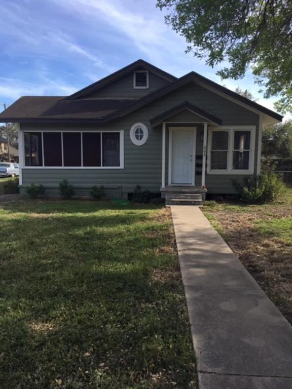 603 W Alice Avenue, Kingsville, TX 78363 - Kingsville, TX real estate listing