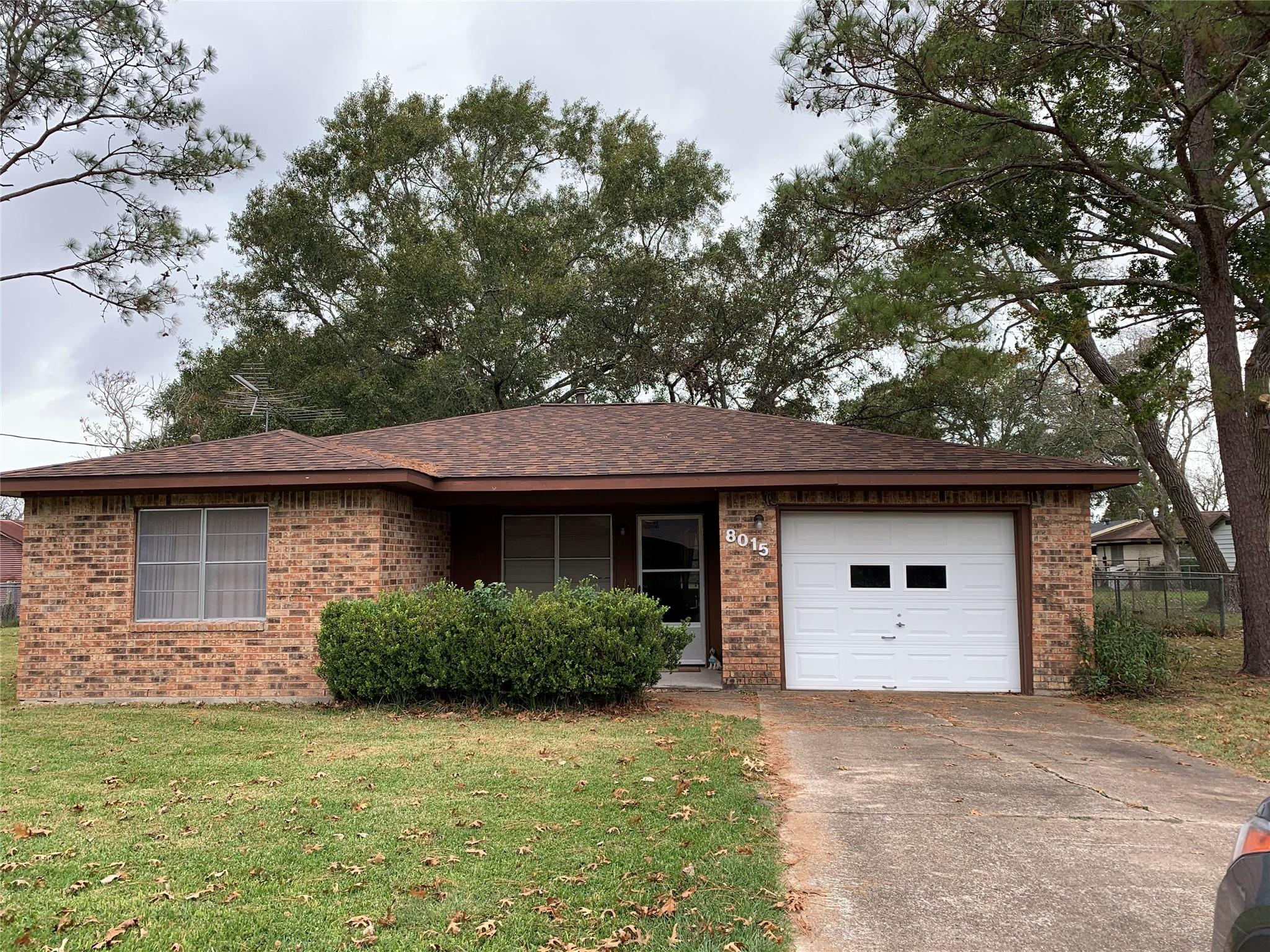 8015 Church Property Photo - Hungerford, TX real estate listing