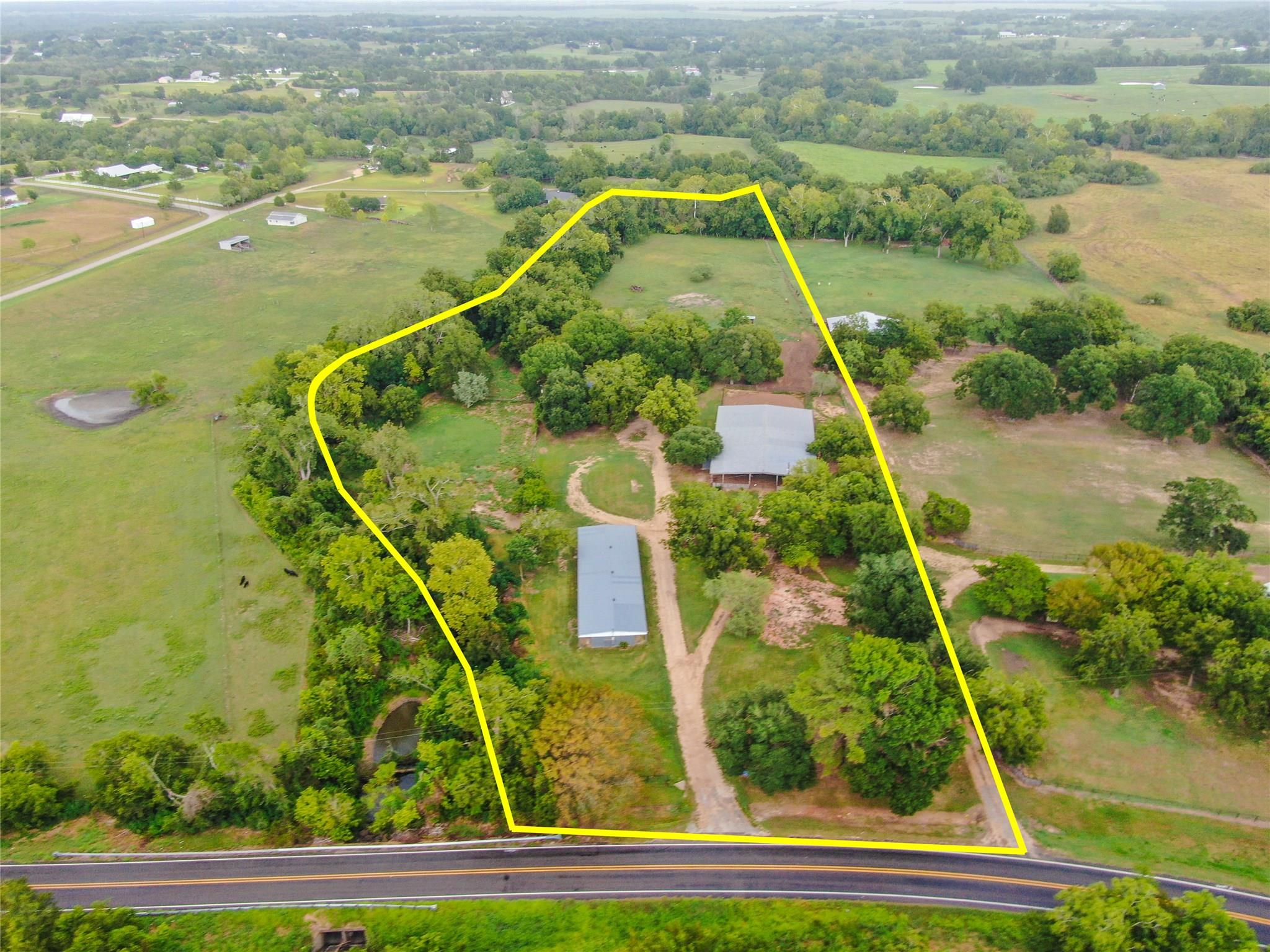 3851 FM 1155 Road S Property Photo - Chappell Hill, TX real estate listing