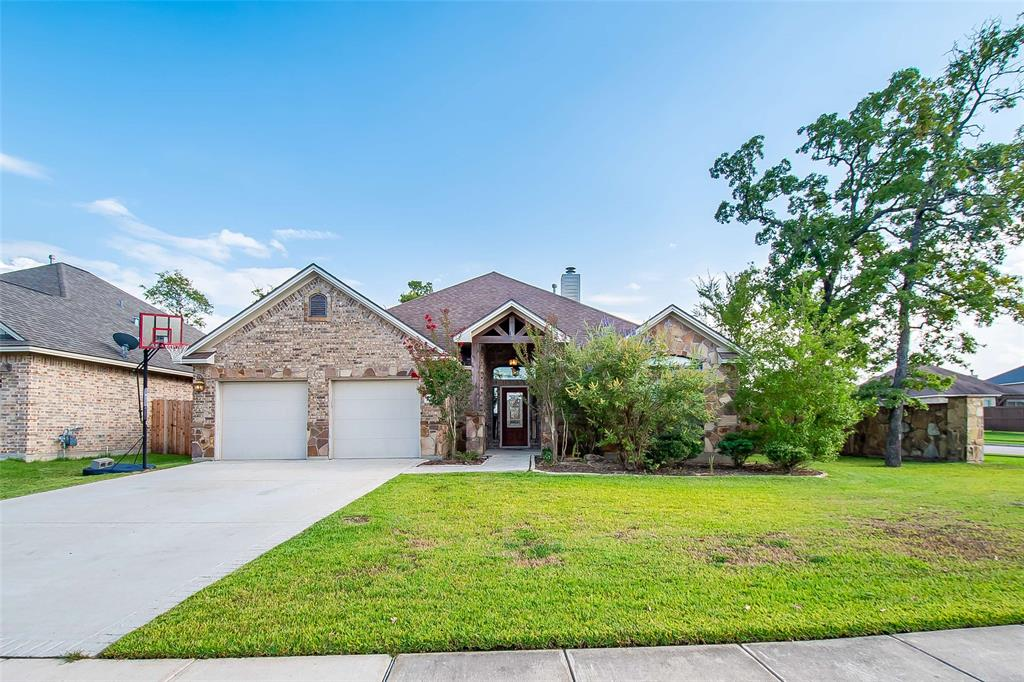 4260 Hollow Stone Drive Property Photo - College Station, TX real estate listing