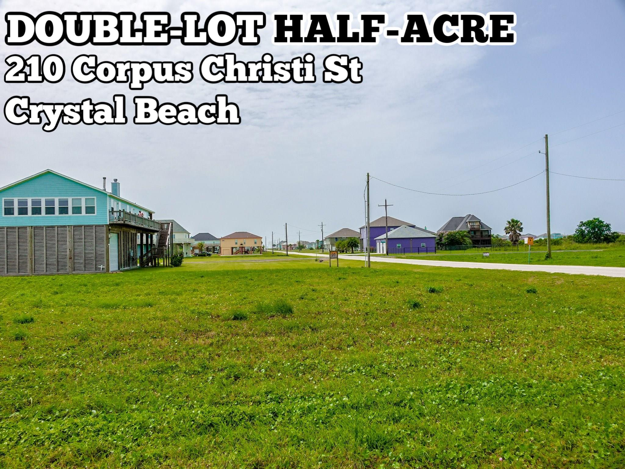 210 Corpus Christi Street Property Photo