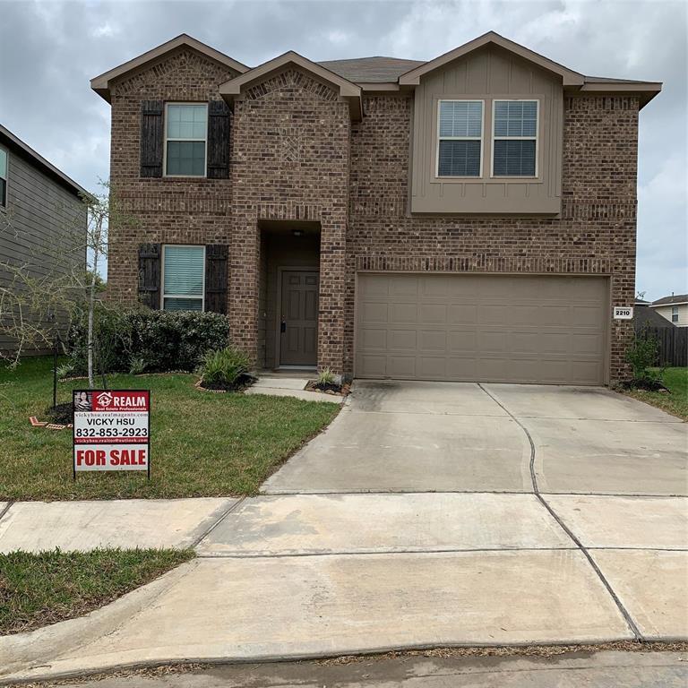 2210 Brookeland Meadow Court, Houston, TX 77489 - Houston, TX real estate listing