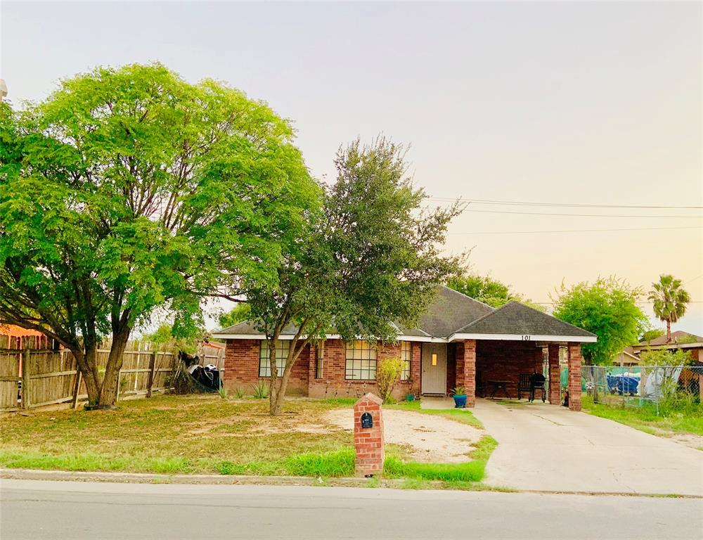 101 W Garfield Avenue Property Photo - San Juan, TX real estate listing
