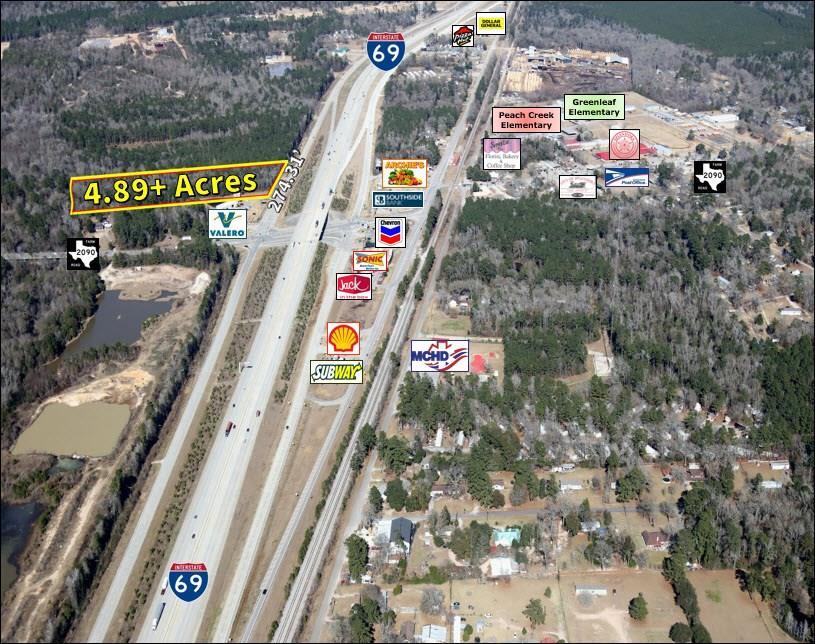 000 Hwy 59 Property Photo - Splendora, TX real estate listing