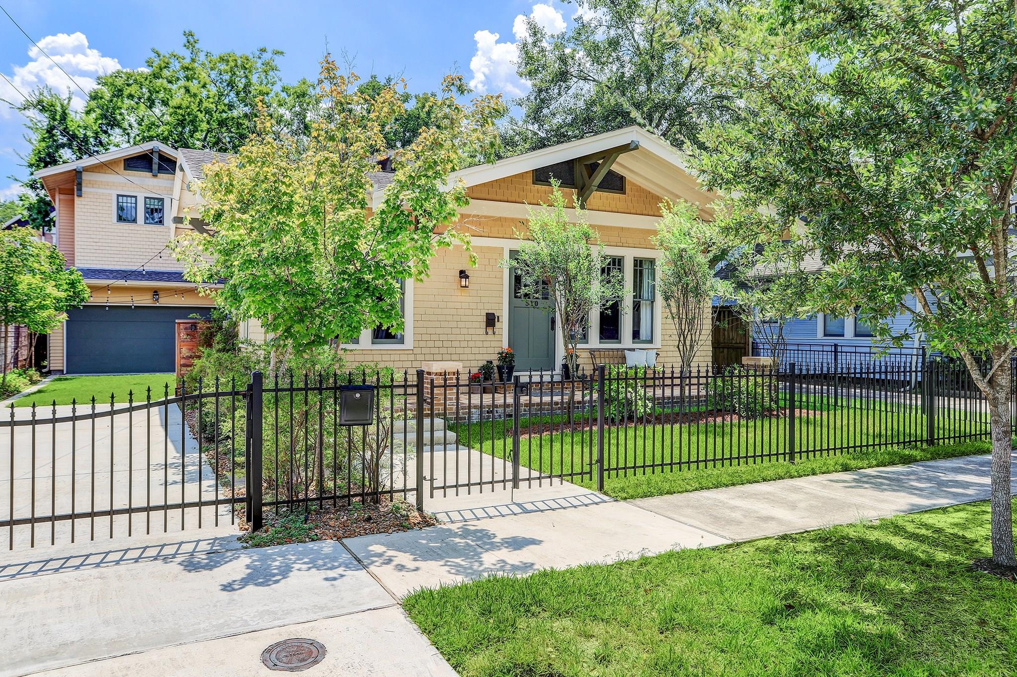 510 Euclid Street Property Photo - Houston, TX real estate listing