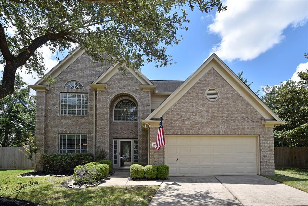 9803 Corral Corner Lane Property Photo - Houston, TX real estate listing