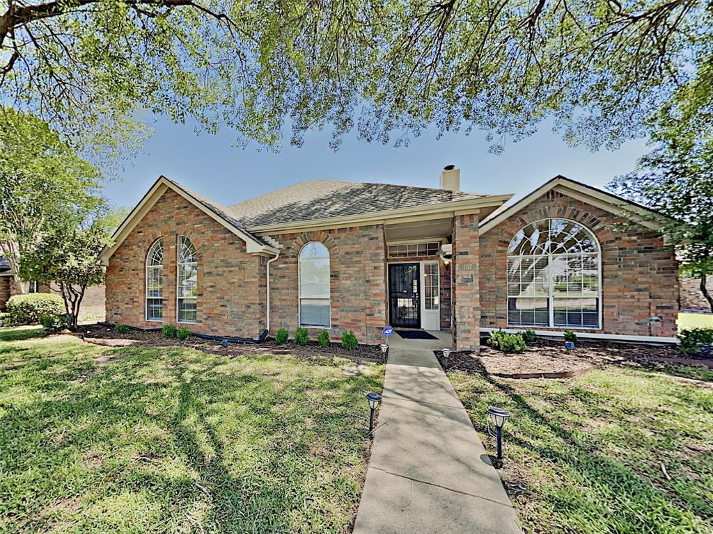 107 Shannon Drive Property Photo - Allen, TX real estate listing