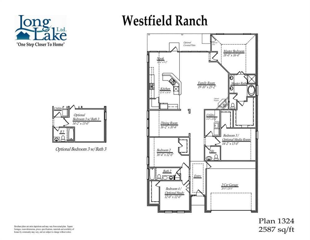 4410 Clara Rose Lane Property Photo - Katy, TX real estate listing