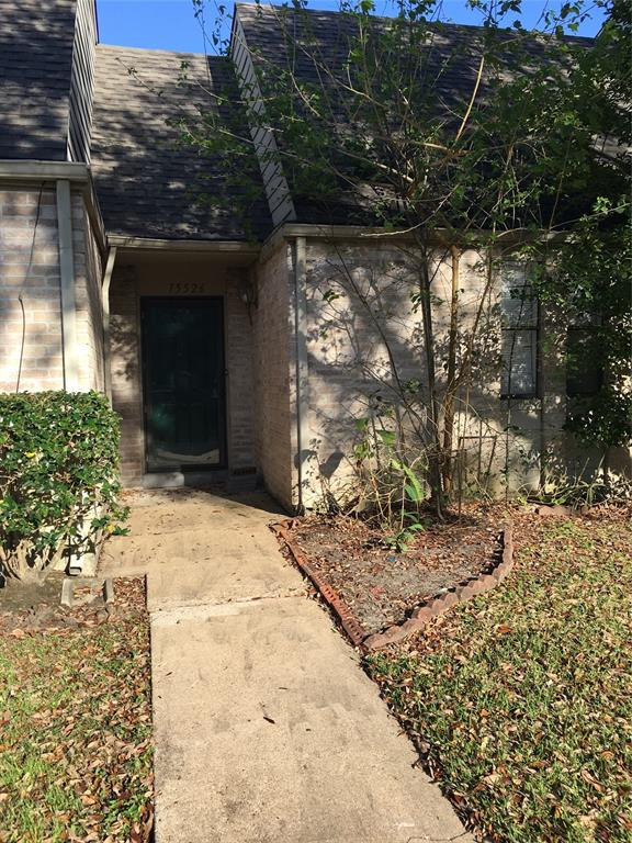 15526 Weldon Drive Property Photo - Houston, TX real estate listing
