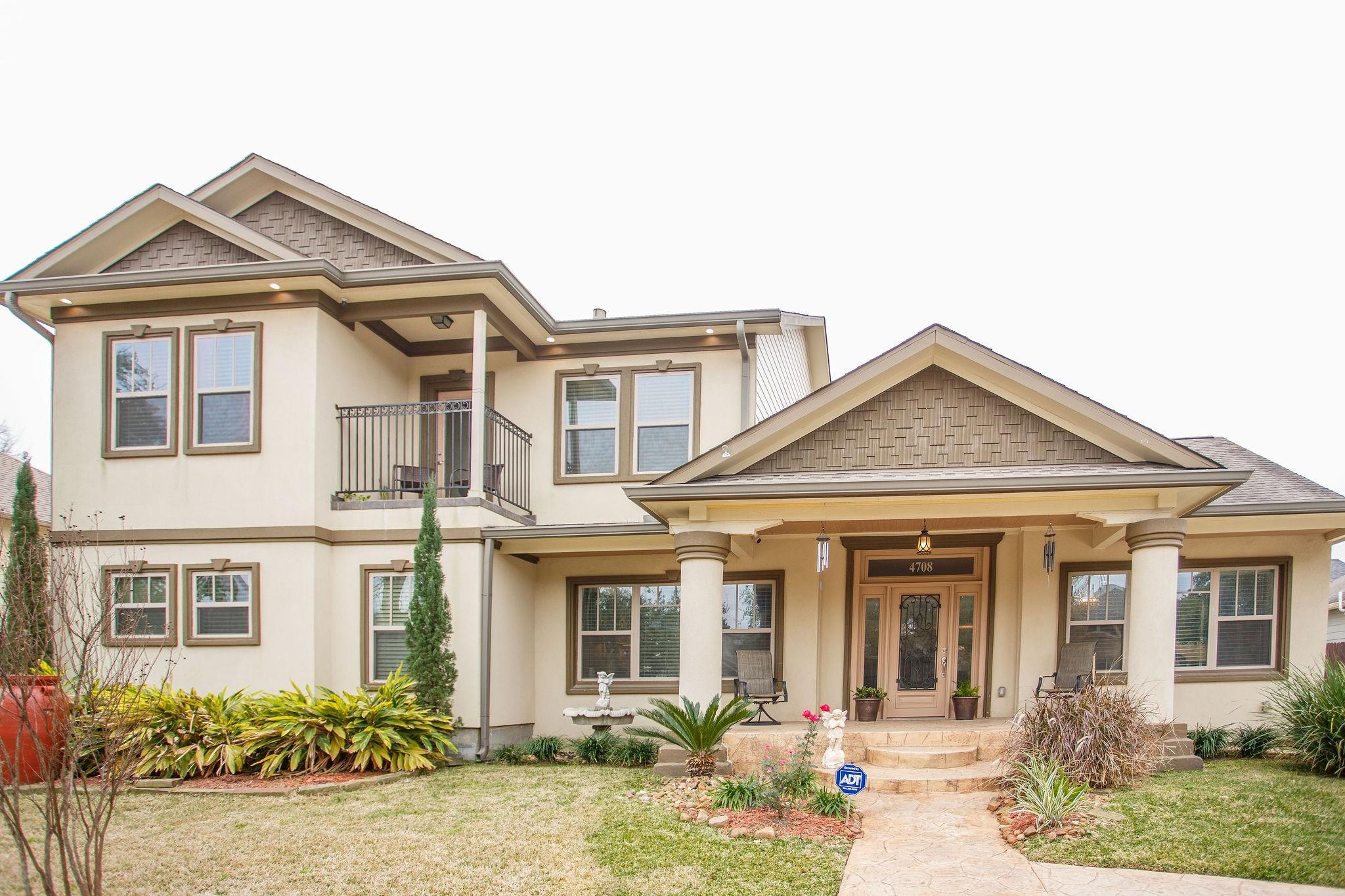 4708 Mckinney Street Property Photo - Houston, TX real estate listing