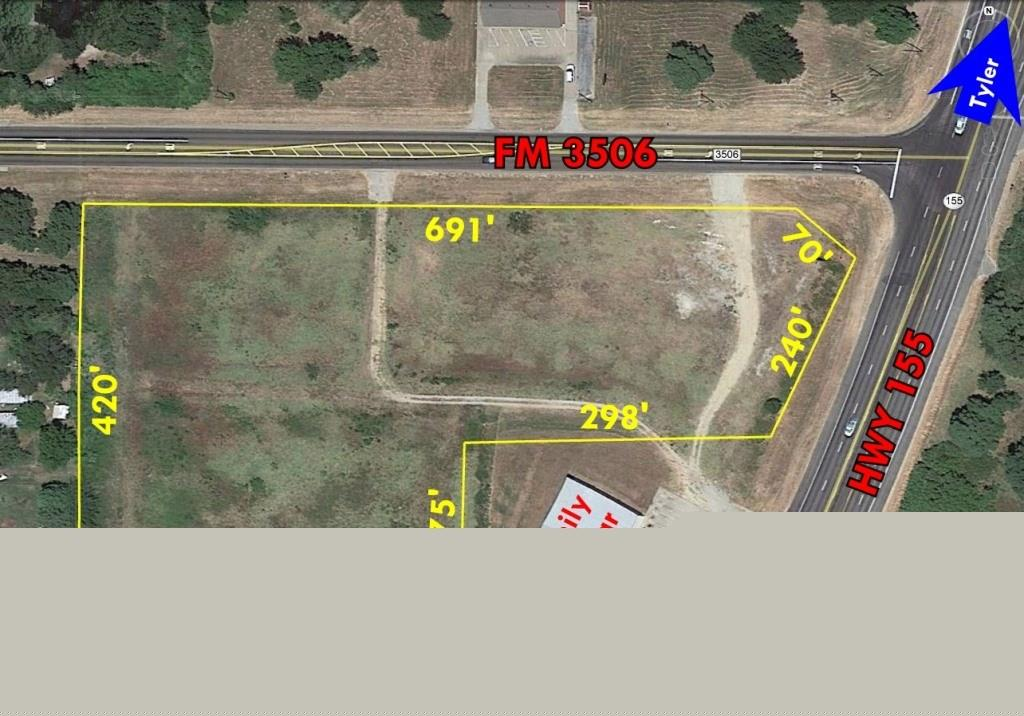 7900 S Hwy 155 Property Photo - Frankston, TX real estate listing