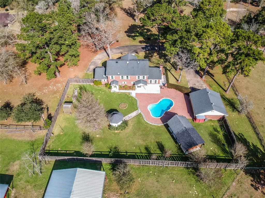 376 Creekridge Drive Property Photo - Goodrich, TX real estate listing