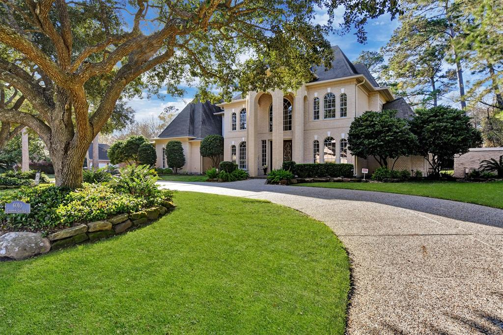 6010 Charming Creek Court Property Photo - Kingwood, TX real estate listing