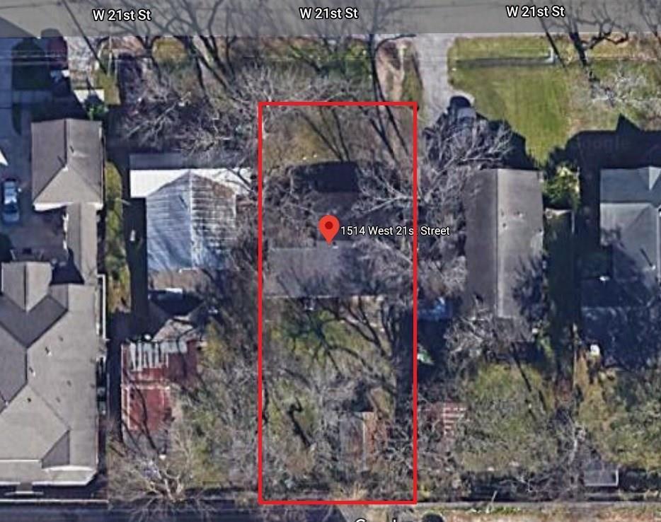 1514 W 21st Street Property Photo