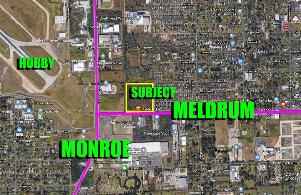 0 Meldrum Property Photo - Houston, TX real estate listing
