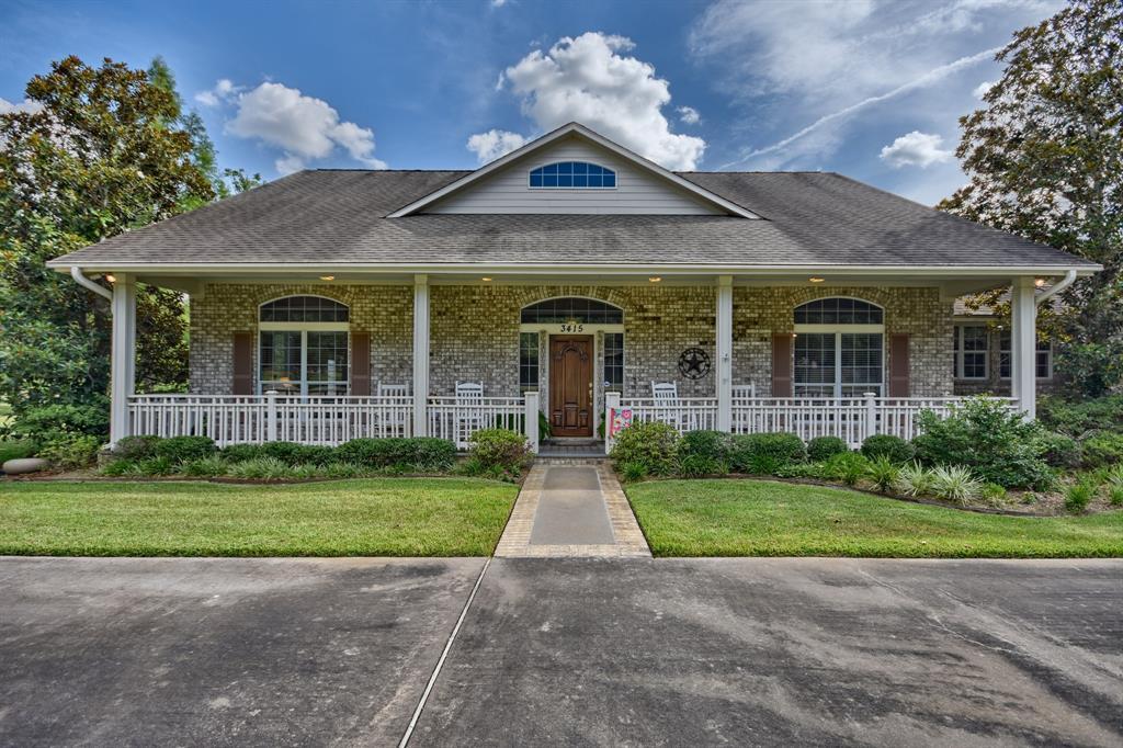 3415 Briarwood Drive, Brenham, TX 77833 - Brenham, TX real estate listing
