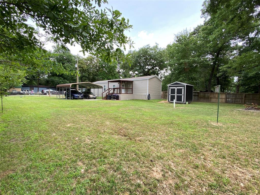 219 Jessie Road Property Photo - Trinity, TX real estate listing
