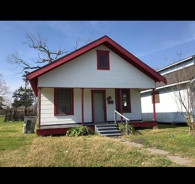 1709 Rev Dr Ransom Howard Street Property Photo - Port Arthur, TX real estate listing