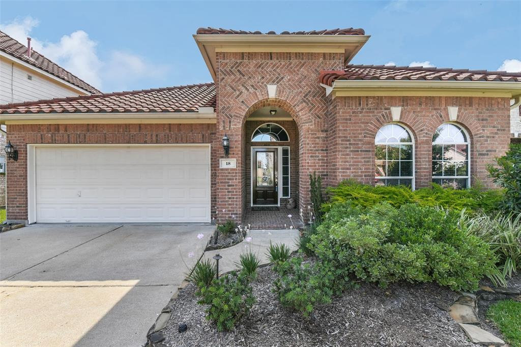 18 Oakmont Court Property Photo - Jersey Village, TX real estate listing