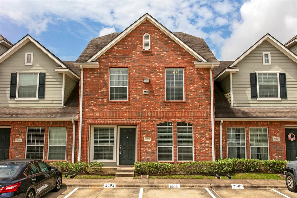 1001 Krenek Tap Road #2003 Property Photo - College Station, TX real estate listing