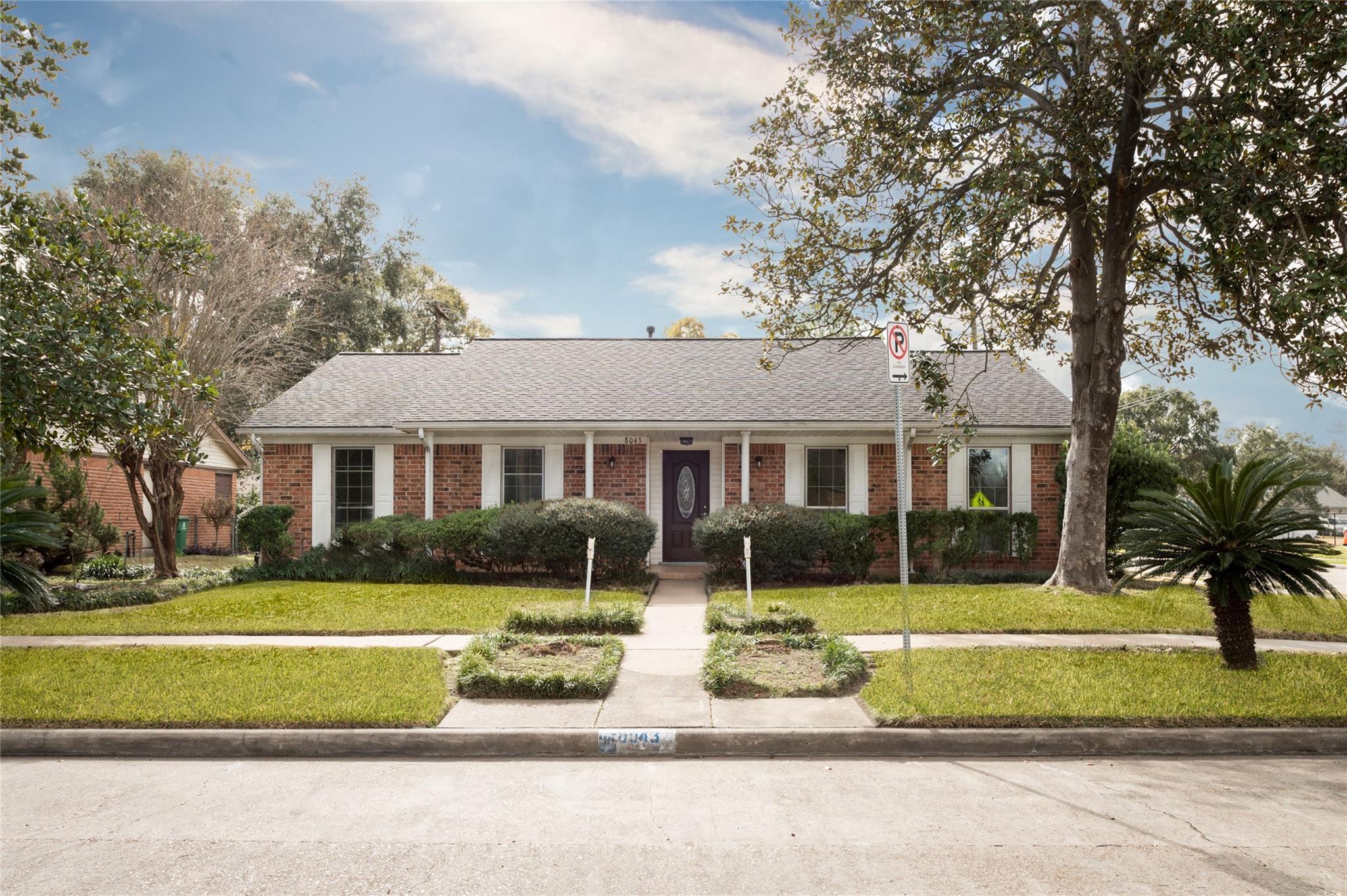 8043 Triola Lane Property Photo - Houston, TX real estate listing
