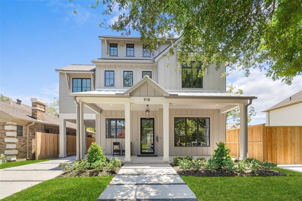 918 Euclid Street Property Photo - Houston, TX real estate listing