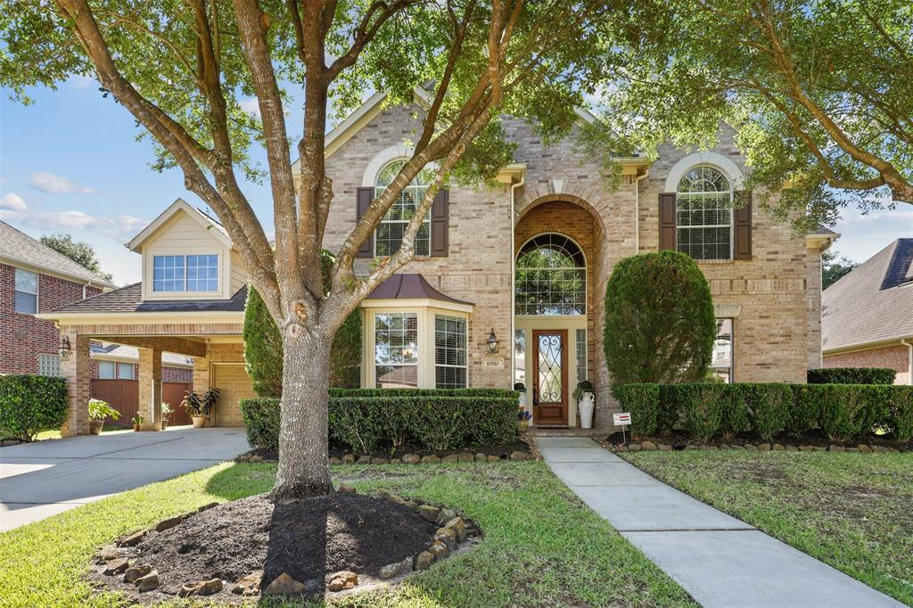 10510 Winding Green Drive Property Photo - Humble, TX real estate listing