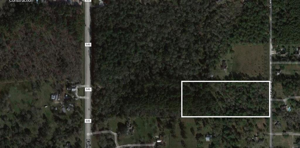 Lot 142 FM 646 Property Photo - Dickinson, TX real estate listing