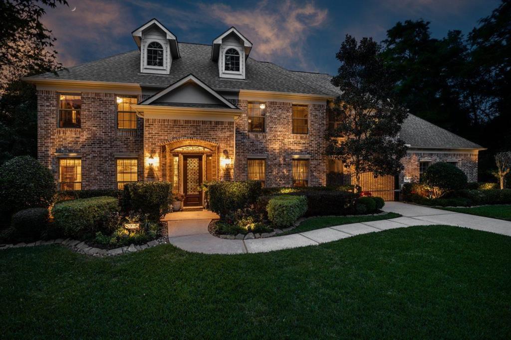 8985 Argonne Stone Lane Property Photo - Conroe, TX real estate listing