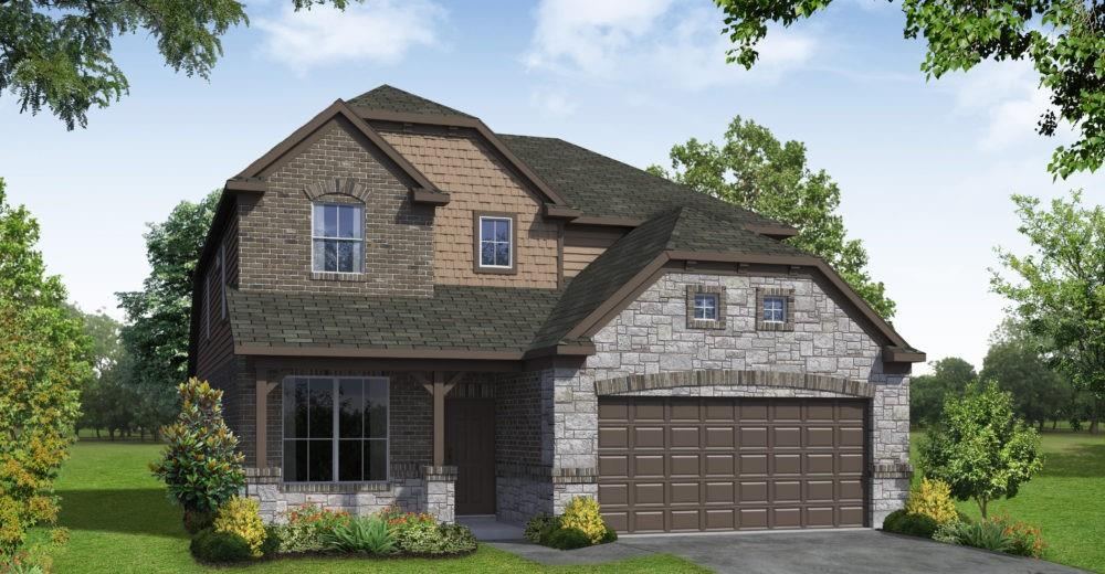8311 Field Sparrow Trail Property Photo - Houston, TX real estate listing