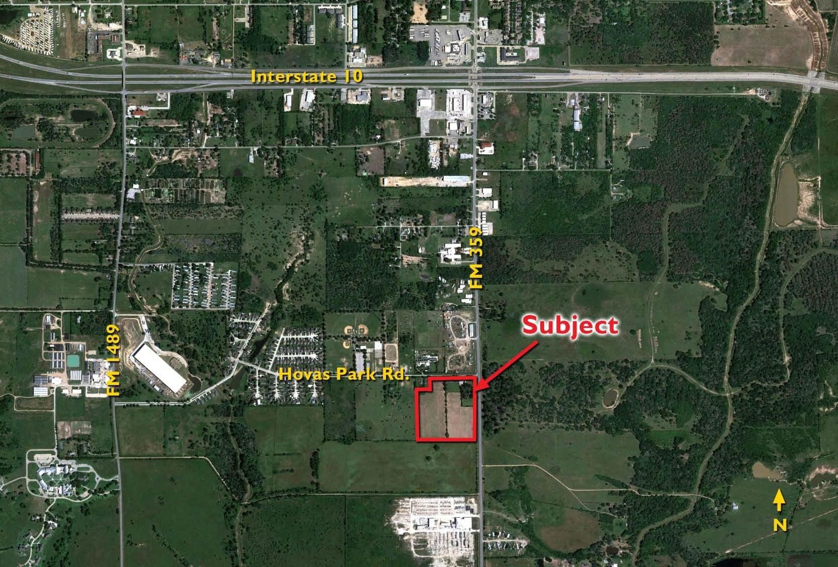1400 FM 359 South Property Photo - Brookshire, TX real estate listing