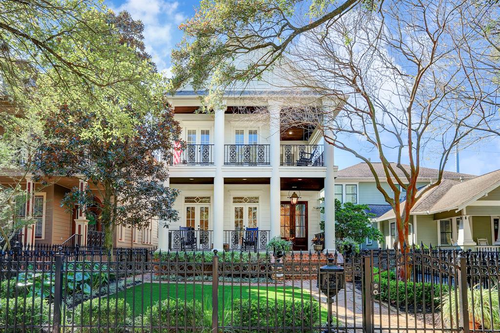 739 Heights Boulevard, Houston, TX 77007 - Houston, TX real estate listing