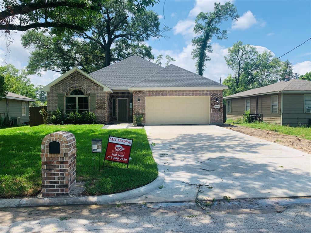 8906 Richland Street Property Photo - Houston, TX real estate listing