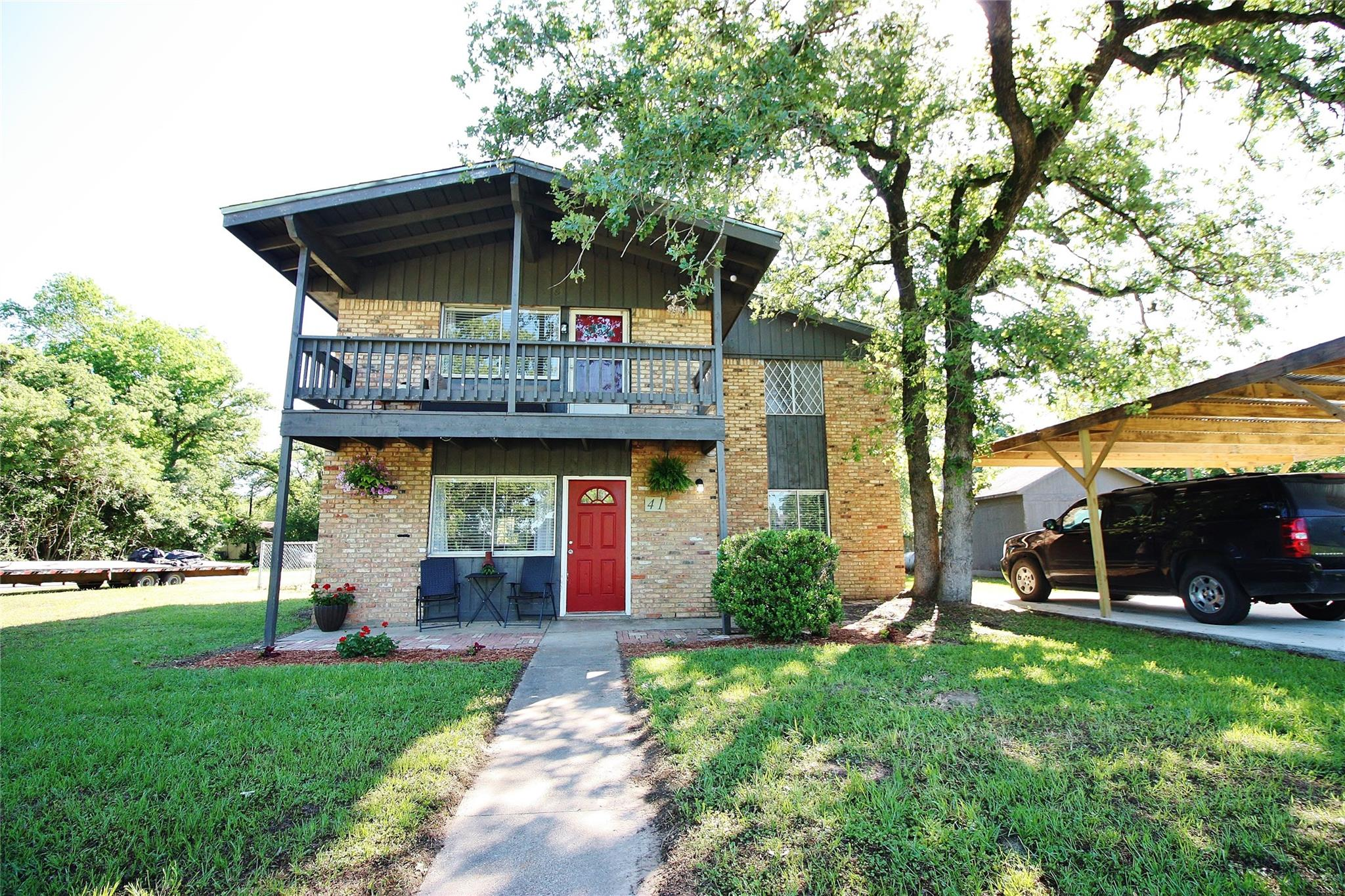 41 Post Oak Property Photo - Hilltop Lakes, TX real estate listing