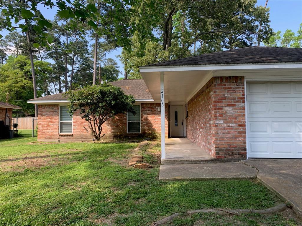 2103 Southwood Drive, Woodbranch, TX 77357 - Woodbranch, TX real estate listing