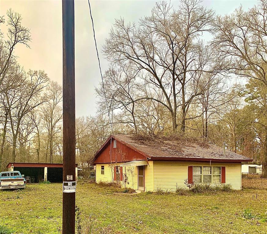 176 Popher Creek Circle Property Photo - Zavalla, TX real estate listing