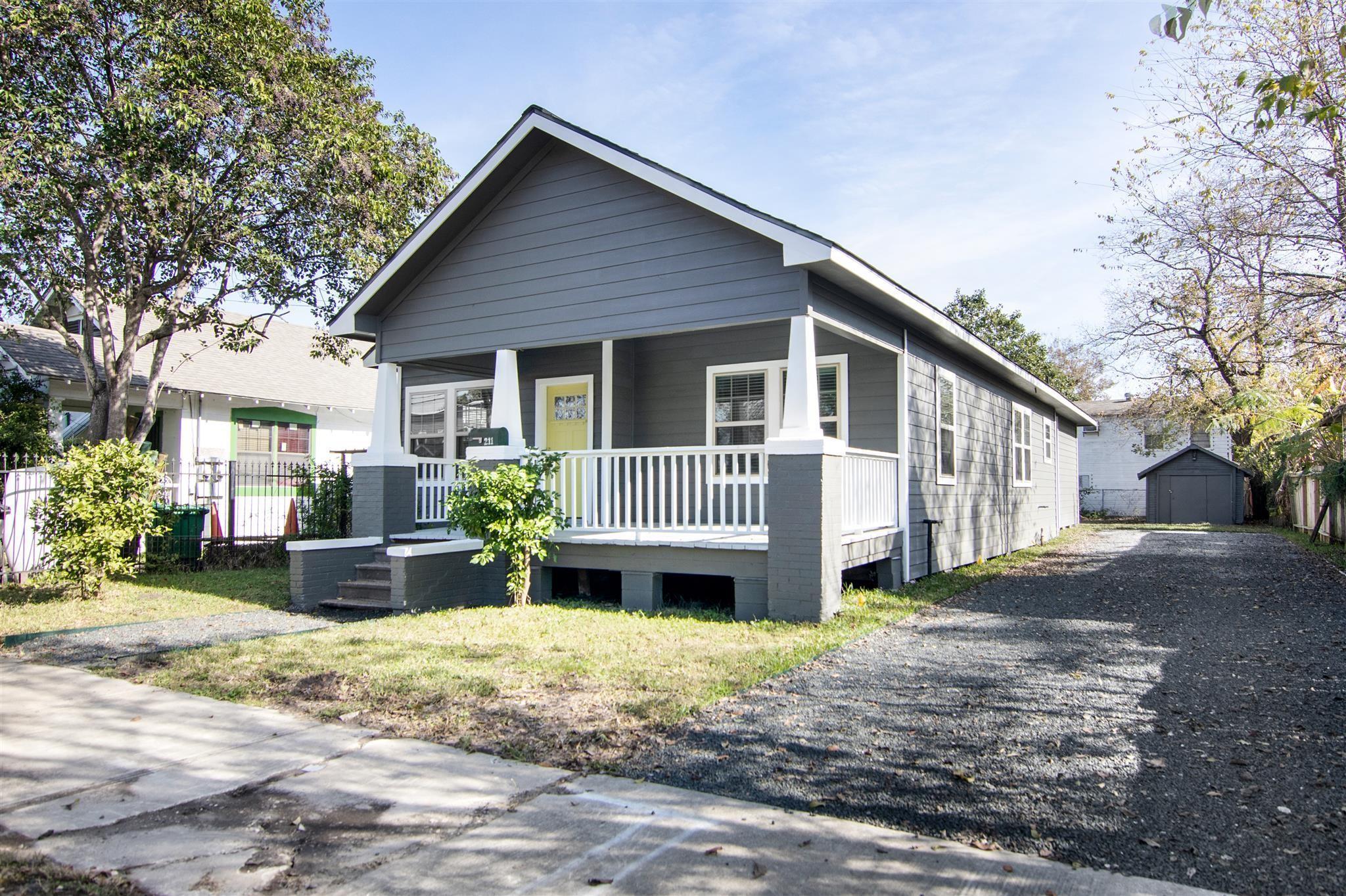 211 Norwood Street Property Photo - Houston, TX real estate listing