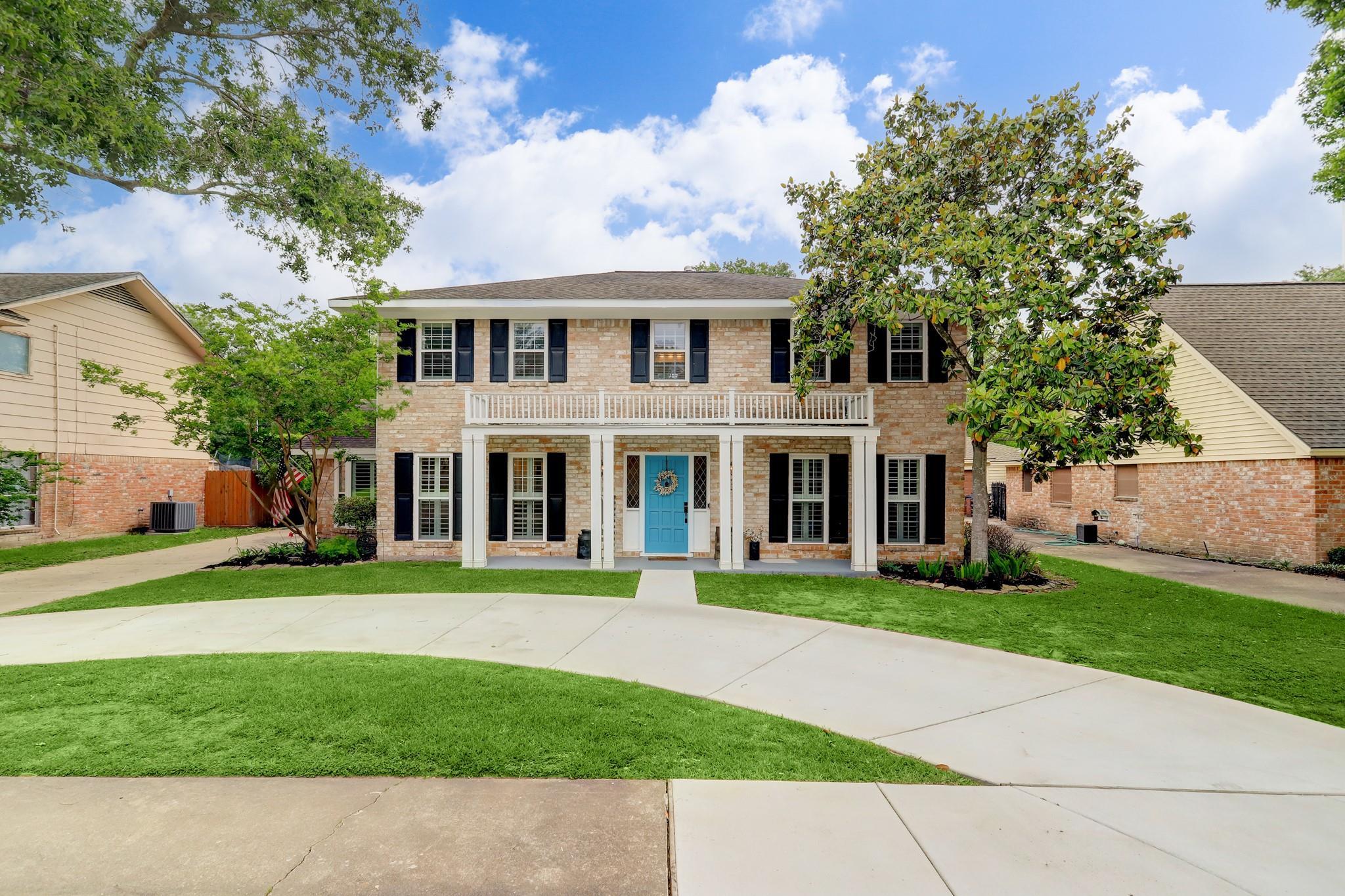 15710 Congo Lane Property Photo - Jersey Village, TX real estate listing