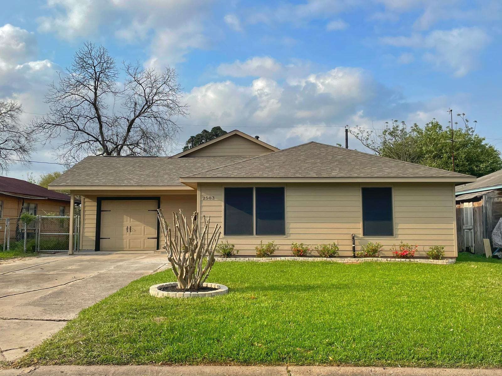 2503 15th Street Property Photo - Galena Park, TX real estate listing