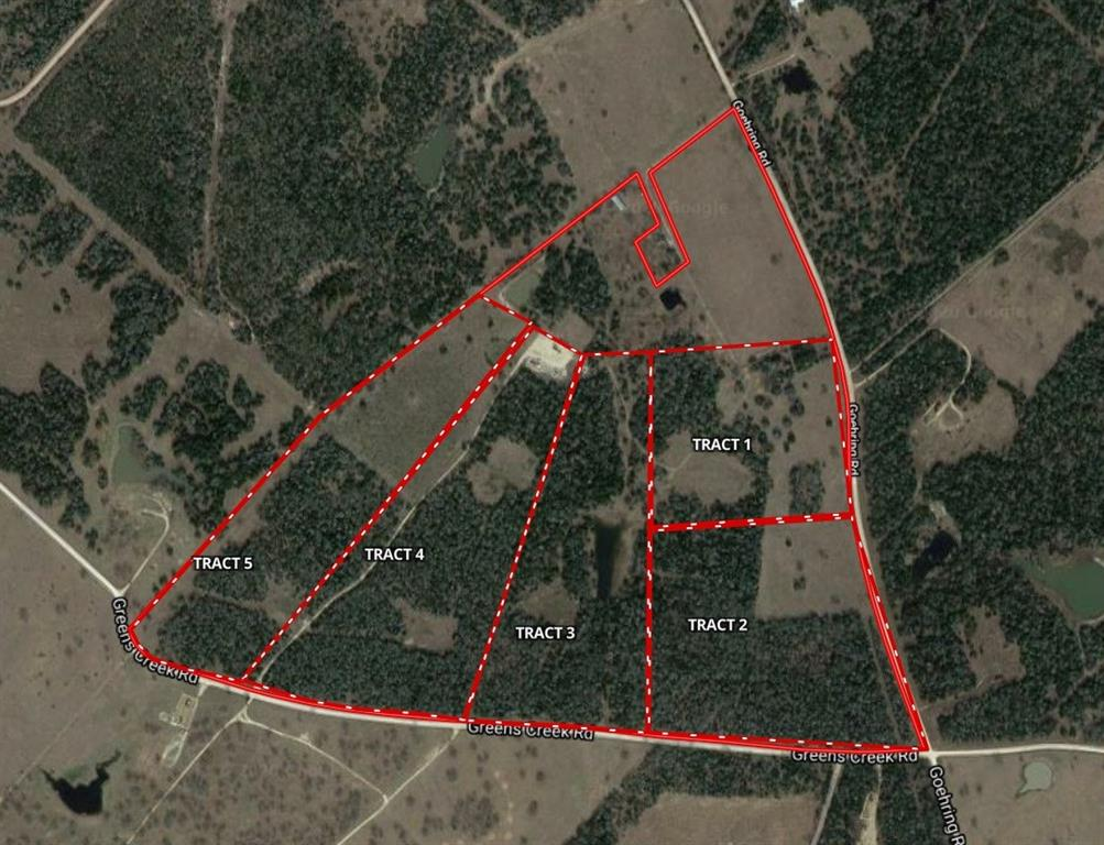 5301 Tract 2 Goehring Road Property Photo - Waldeck, TX real estate listing