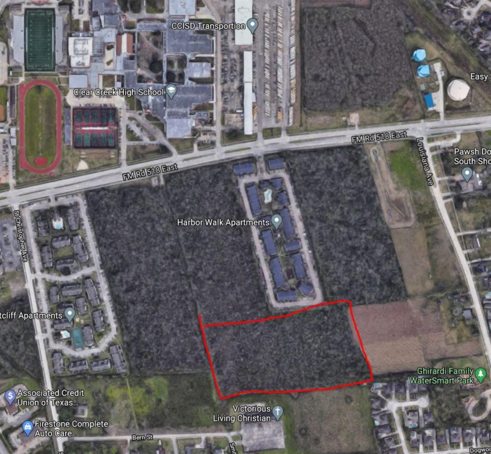 0 FM Road 518 East Property Photo - League City, TX real estate listing