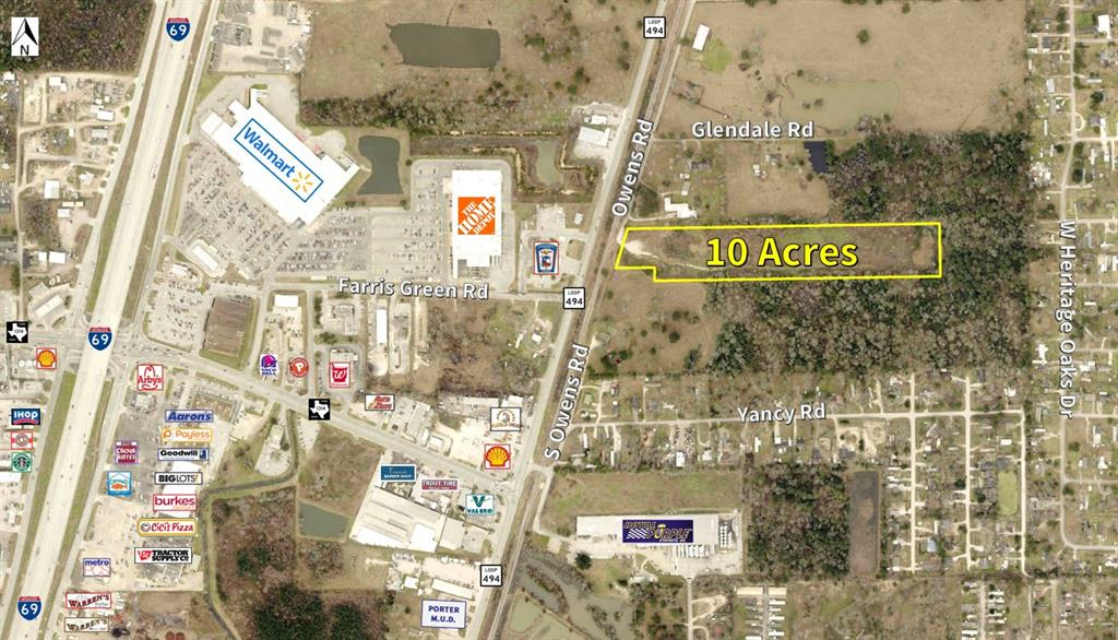 23447 Owens Road Property Photo - Porter, TX real estate listing