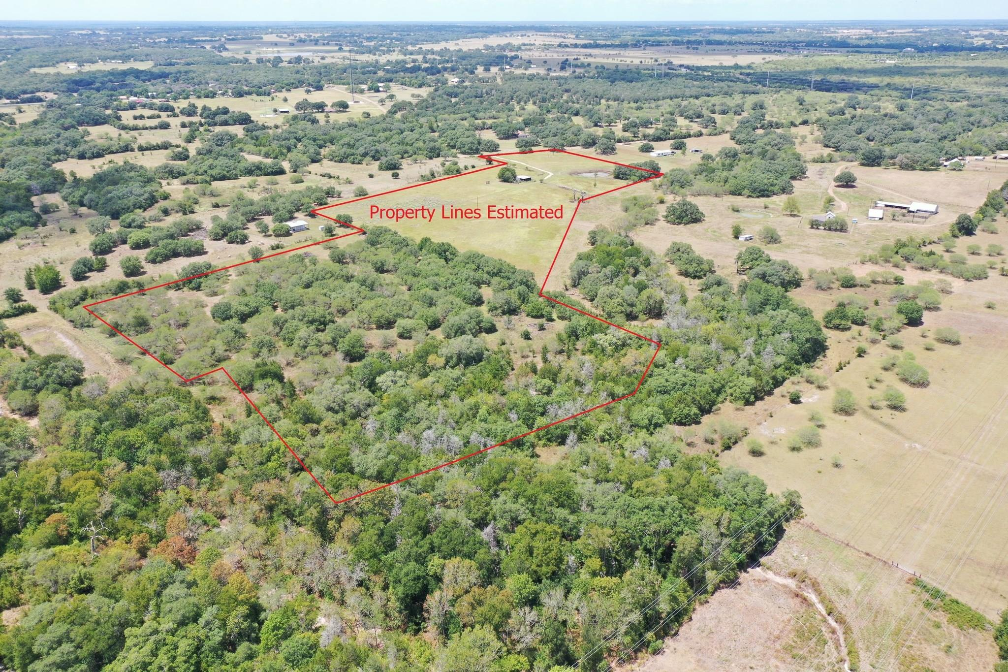 0000 S Bauer Road Property Photo - Fayetteville, TX real estate listing