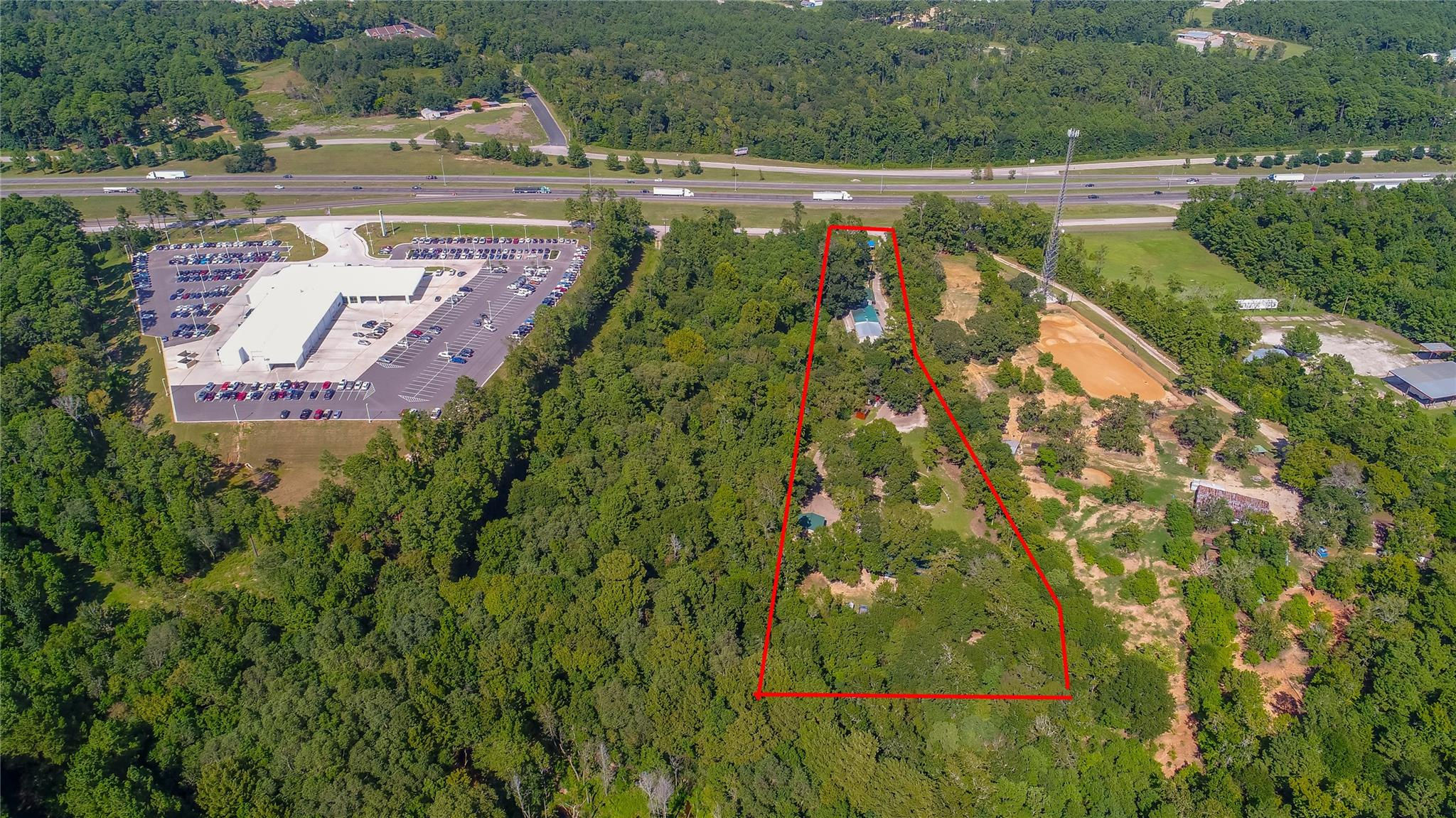 879 Interstate 45 S Property Photo - Huntsville, TX real estate listing