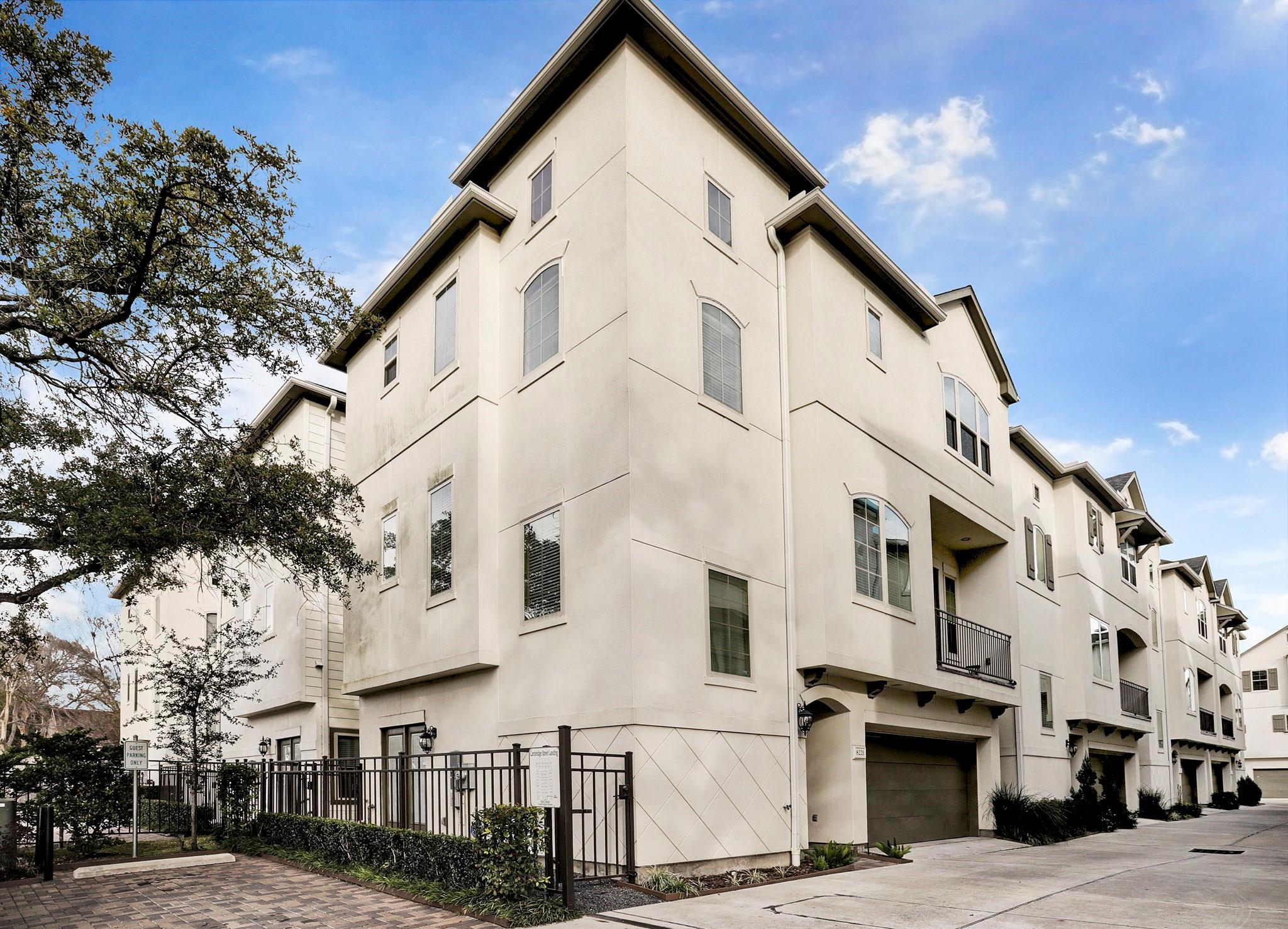 8221 Cambridge Street Property Photo - Houston, TX real estate listing