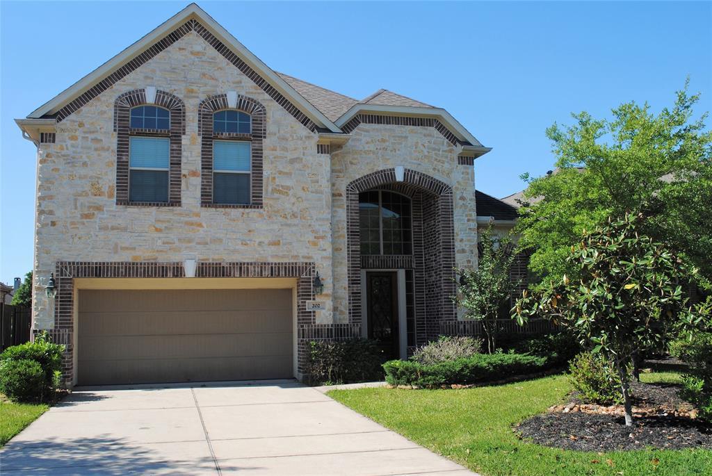 202 Vershire Circle Property Photo - Magnolia, TX real estate listing