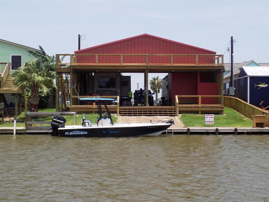 1060 County Road 209 Gulfview Property Photo - Sargent, TX real estate listing