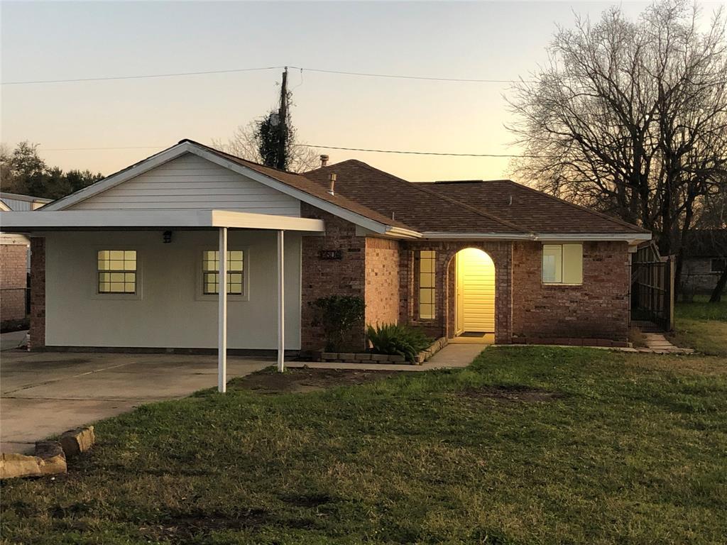 6506 Bramley Drive, Pasadena, TX 77503 - Pasadena, TX real estate listing