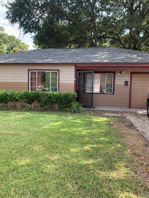 322 Ellena Road Property Photo - Houston, TX real estate listing